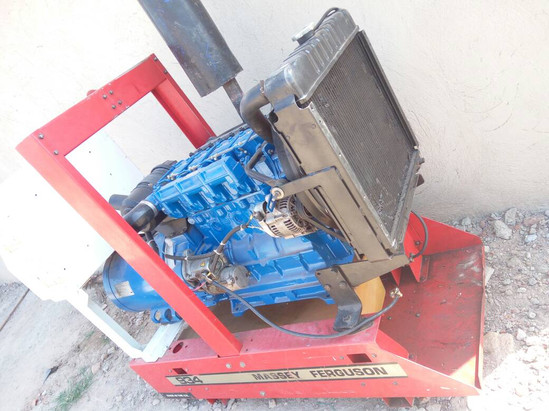 Feb 2018 - Generator