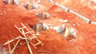 Basement foundations