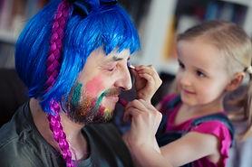 Dressing Up Dad