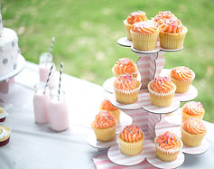 Cupcake decorations for kids party