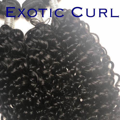 Exotic Curls
