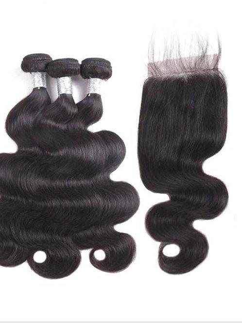 VIRGIN HAIR BUNDLE DEALS
