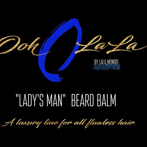 """LADYS MAN"" BEARD BALM"
