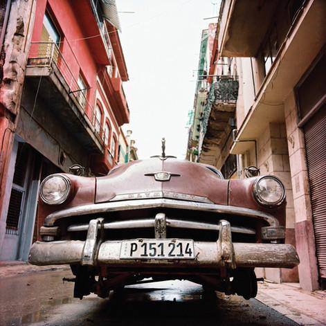 Cuban Plymouth