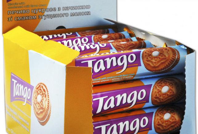 Печиво Танго Згущене молоко 75 гр