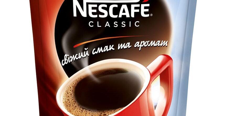 Кава розчинна Nescafe Classic 120 г