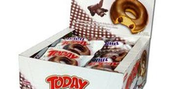 Кекс ELVAN DONUT TODAY Шоколад 50 г (24 шт уп.)