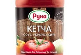 Соус Руна Кетча 485 г
