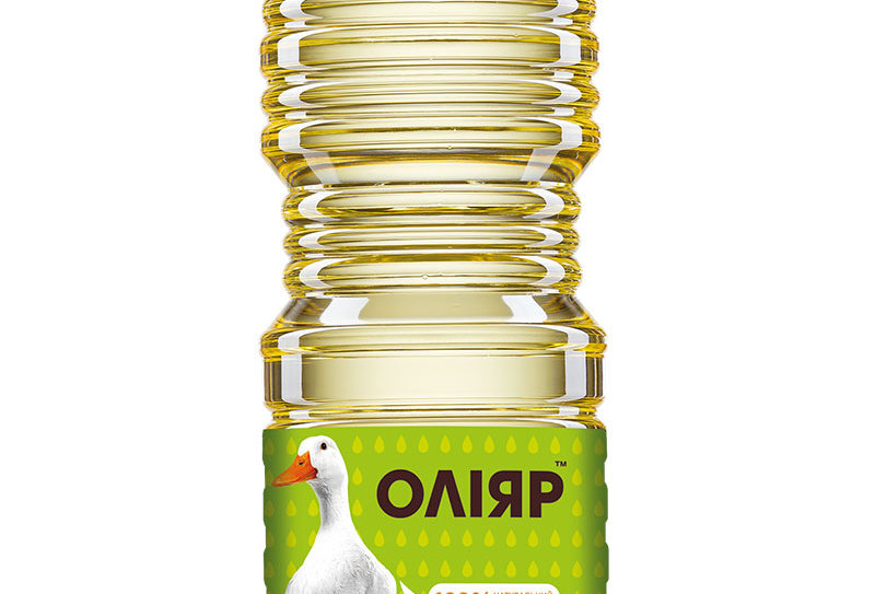 Олія ТМ Оліяр раф 1 л
