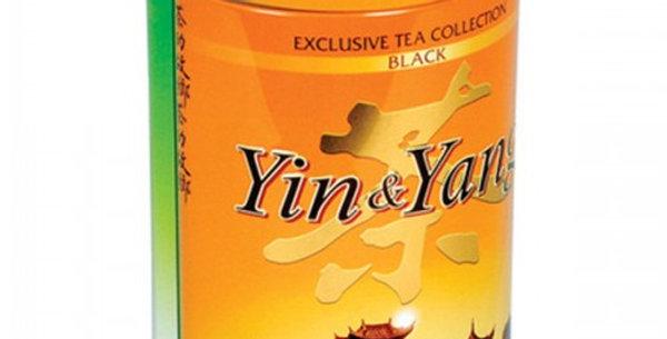 Чай чорний + зелений з/б 2/75 г Yin- Yang FAVOR