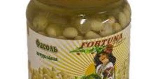 Квасоля Фортуна в натуральному соусі 500 г