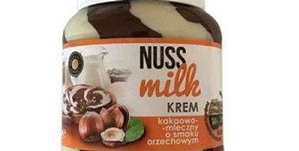 Молочно-горіхова шоколадна паста Nuss Milk Krem