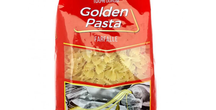 Макарони Бантики, 400г Golden Pasta