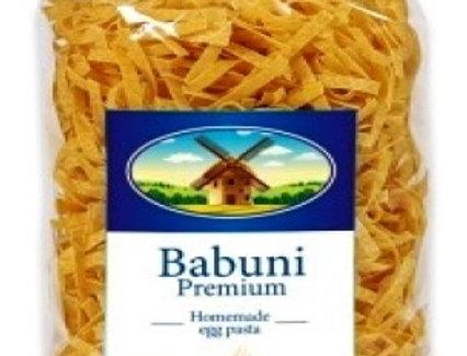 Макарони Яєчні 500 г ТМ Babuni Premium