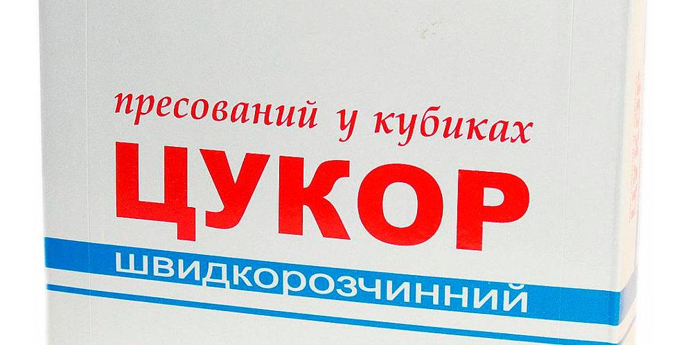 """Цукор рафінад """"Кристал"""" 500гр"""