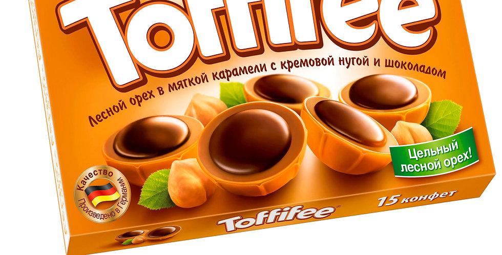 Цукерки Toffifee 125г