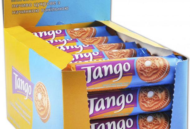 Печиво Танго Ваніль 75 гр