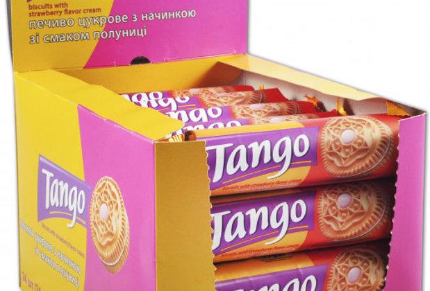 Печиво Танго Полуниця 75 гр
