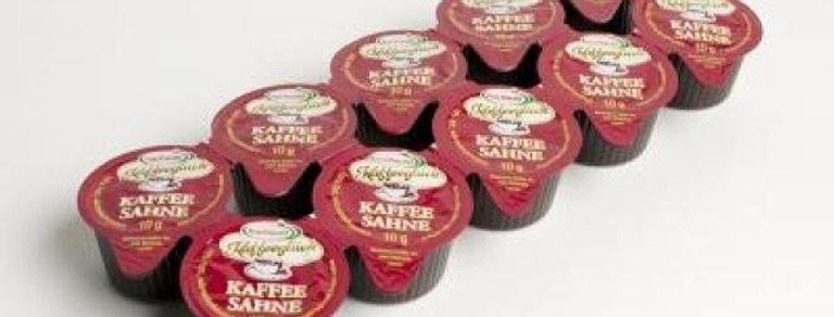 Вершки порційні Kaffeesahne 10 шт