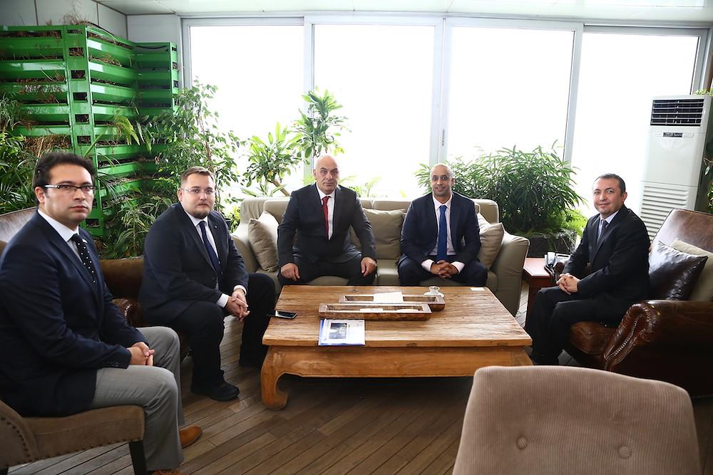 Şirzat Akbulak, Mehmet Can Özdemir, Ayhan Güner, Ahmed Bin Sulayem