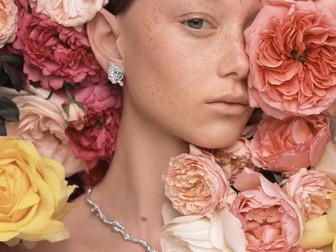 Dior'un Yeni Mücevher Koleksiyonu 'ROSEDIOR'