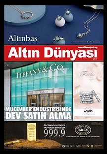 Altın Dünyası Dergisi Son Sayı