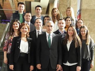 ALTINBAŞ AKADEMİ'DE EĞİTİMLER BAŞLIYOR