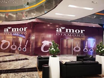 AMOR DIAMOND KATAR'DA MAĞAZA AÇIYOR