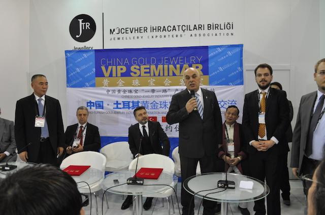 42. İstanbul Jewelry Show