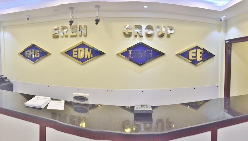 Eren Has Gümüş Dubai Ofis