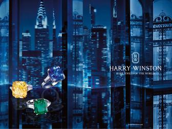 HARRY WINSTON: NEW YORK'A İTHAFEN
