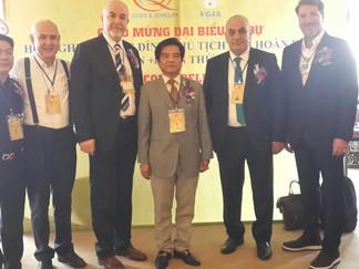 TÜRKİYE HEYETİ ASEAN TOPLANTILARINA KATILDI