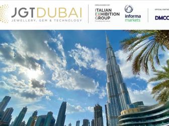Dubai'de Yeni bir Mücevher Fuarı Başlıyor