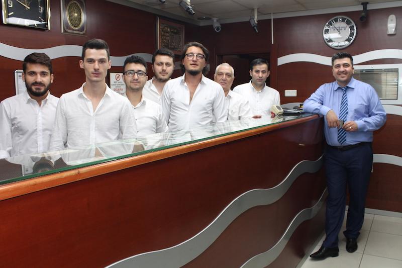 EHG Kuyumcukent Çalışanları