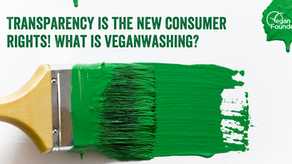 Transparency is the new consumer rights 👀  What is veganwashing?