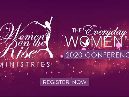 Register for Women on the Rise 2020 Conference