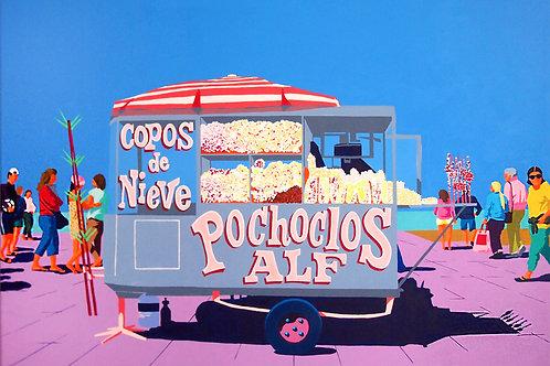 POCHOCLOS ALF 150 x 100 cm