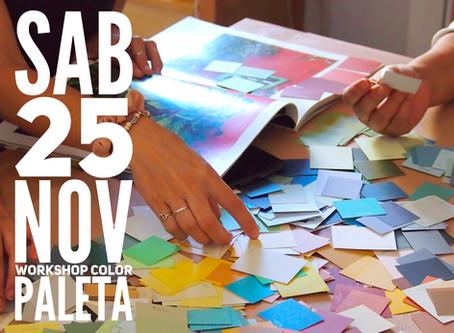 WORKSHOP COLOR PALETA 25-11-17