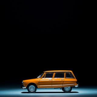CARS: AMI 8