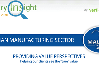 Q4 Industry Update - Canadian Manufacturing Sector