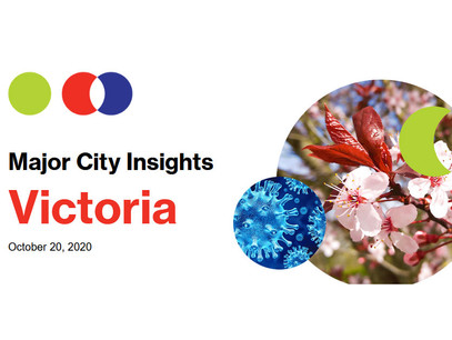 MAJOR CITY INSIGHTS  - Pandemic reshapes economic picture for Victoria British Columbia