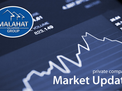 Q4 Market Update - EBITDA MULTIPLES RISE IN THE THIRD QUARTER OF 2020
