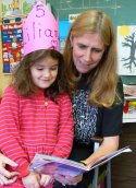 Kindergarten teacher Miss Terri