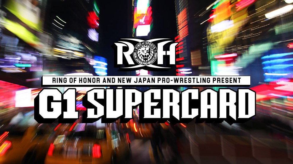 Trouble Brewing for Ring of Honor after G1 Supercard
