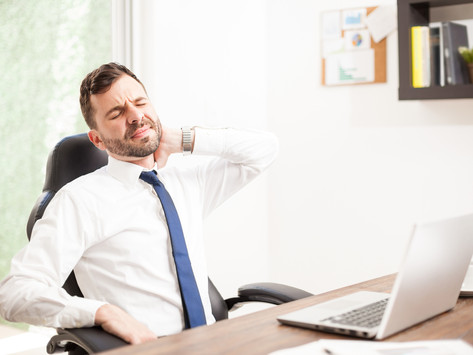 The 'Office Posture' & How To Fix It