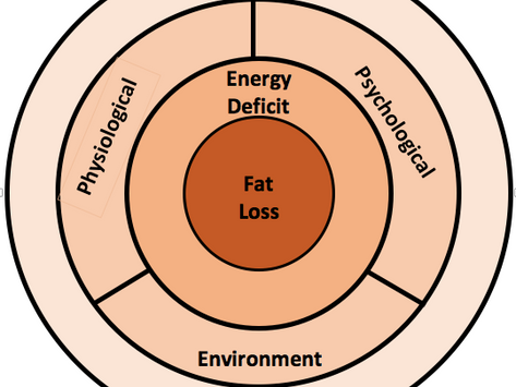 Fat Loss - Why it's more than just calories in vs calories out