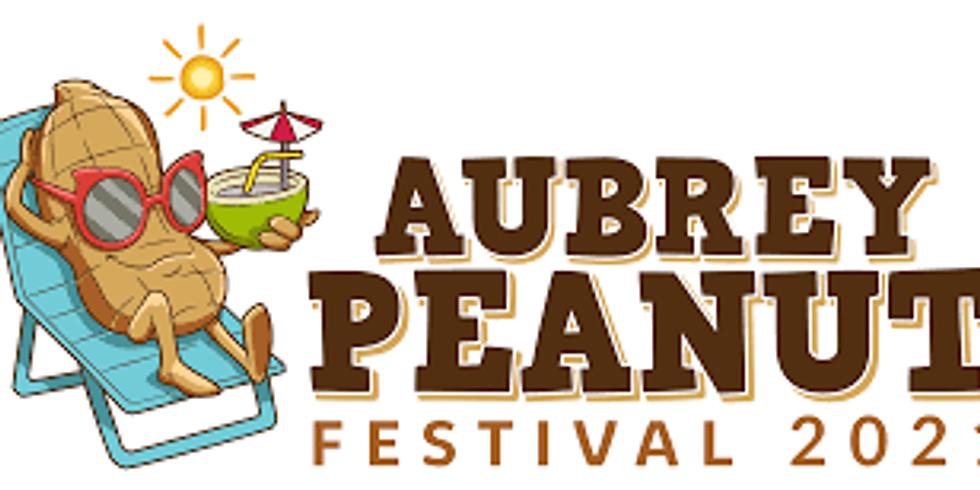 Volunteer Aubrey - Peanut Festival