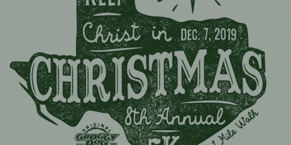Keep Christ in Christmas 5K