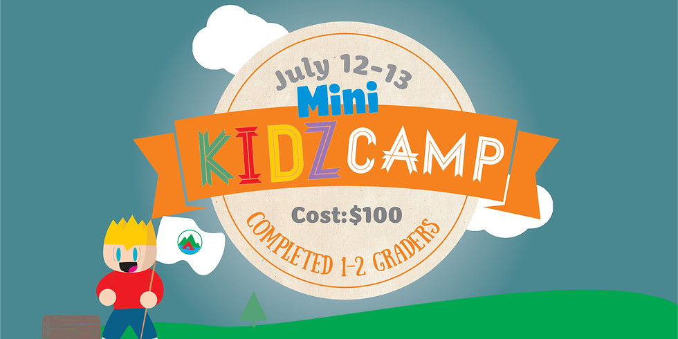 Mini Kids Camp