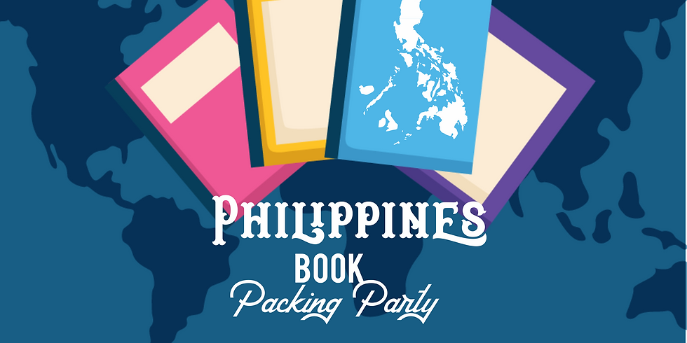 Philippines Book Packing Party